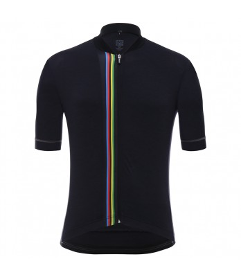S/S Jersey UCI Rainbow