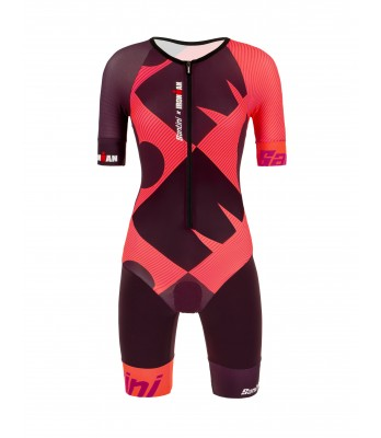 CUPIO Short Sleeve Trisuit Woman
