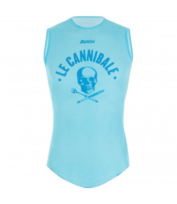 UCI SLEVELESS BASELAYER SKULL DESIGN
