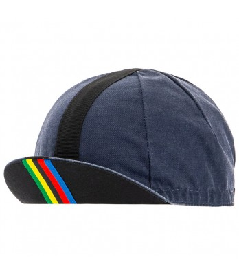 OFFICIAL UCI RAINBOW CAP