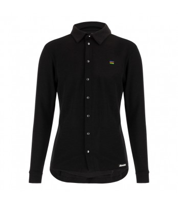 GRAVEL WOOL SHIRT - UCI OFFICIAL