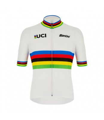WORLD CHAMPION ECO JERSEY - UCI OFFICIAL