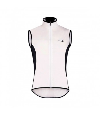 Sleeveless windproof and rainproof vest