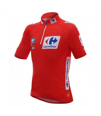 2017 La vuelta - Kids red jersey