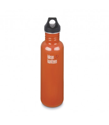 27oz Kanteen Classic Stainless w/loop cap