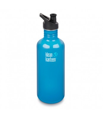 40oz Kanteen Classic Stainless w/sports cap 3.0