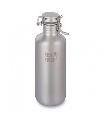 32oz classic vacuum insulated growler swing lok cap