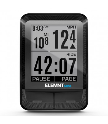 Wahoo Elemnt Mini cycling computer w/RPM speed