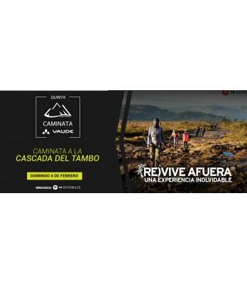 CAMINATA VAUDE- CASCADA DEL TAMBO