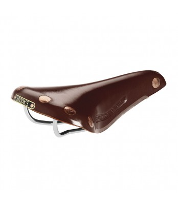 Team professional chrome saddle